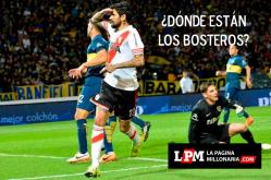 Afiches River 1 - Boca 0 Copa BBVA Córdoba 2015 1
