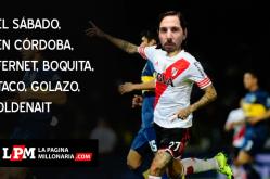 Afiches River 1 - Boca 0 Copa BBVA Córdoba 2015 5