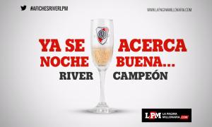 Afiches River campeón de la Copa Argentina