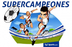 Afiches River Campeón Suruga Bank 2015 13