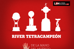 Afiches River Campeón Suruga Bank 2015 14