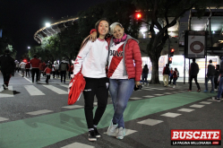 Buscate en la previa - River vs Flamengo