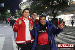 Buscate River vs. Argentinos