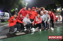 Buscate River vs. Belgrano