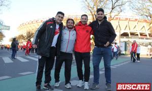 Buscate River vs. Independiente