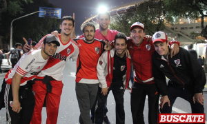 Buscate River vs. Racing