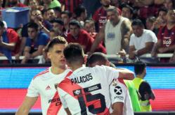 Cerro Porteño vs. River 4