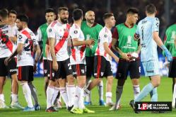 Cerro Porteño vs. River 10