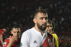 Colón vs. River 12