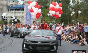 Desfile Magic Kingdom