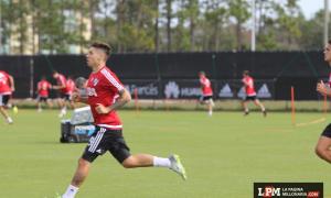 Entrenamiento 11-1 en Orlando