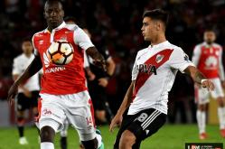 Independiente Santa Fe vs. River 18