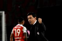 Independiente Santa Fe vs. River 17