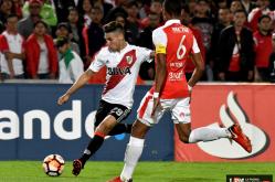 Independiente Santa Fe vs. River 15