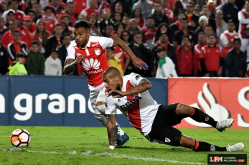 Independiente Santa Fe vs. River 25