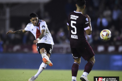Lanús vs. River 26