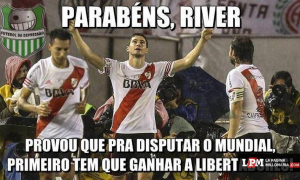 River conquistó América y en Brasil se ríen de sus equipos