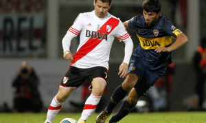 River vs Boca en Cordoba