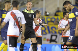 River vs Boca en Mar del Plata 14