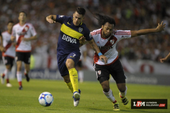 River vs Boca en Mar del Plata 15