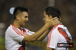 River vs Boca en Mar del Plata 30
