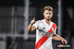 River vs. Colón