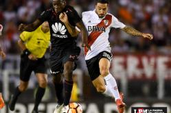 River vs. Independiente Santa Fe 8
