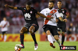 River vs. Independiente Santa Fe 9