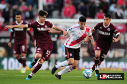 River vs. Lanús
