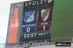 River vs Millonarios 17