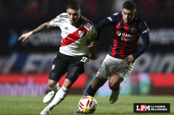 San Lorenzo vs. River 40