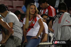 Universidad de Chile vs. River 11