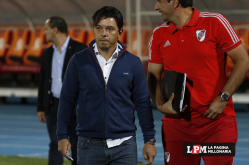 Universidad de Chile vs. River 8