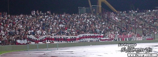 River Plate vs Boca Juniors (Cordoba 2002)