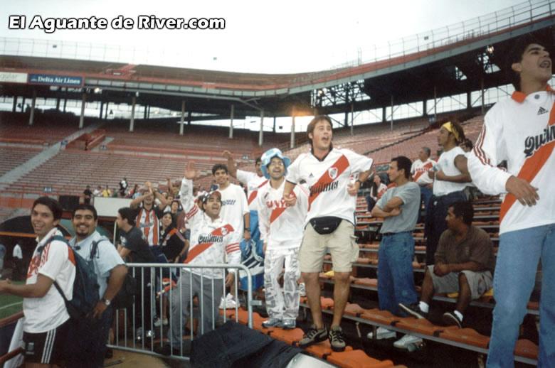 River Plate vs Boca Juniors en Miami 7