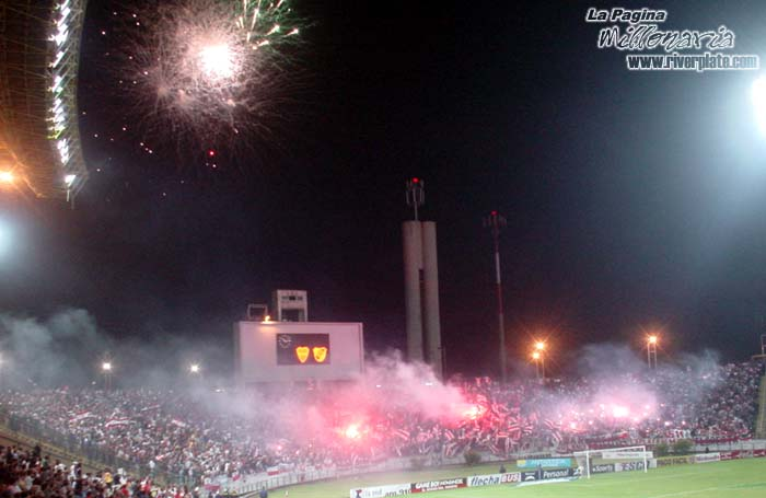 River Plate vs Boca Juniors (Mar del Plata 2003)