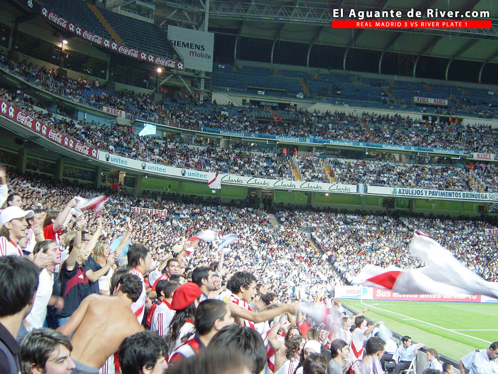 Real Madrid vs River Plate 5