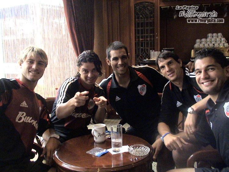 Millonarios vs River Plate 8