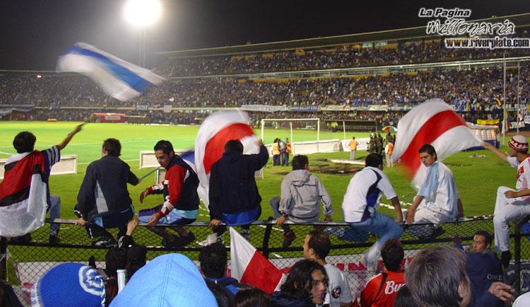 Millonarios vs River Plate 18