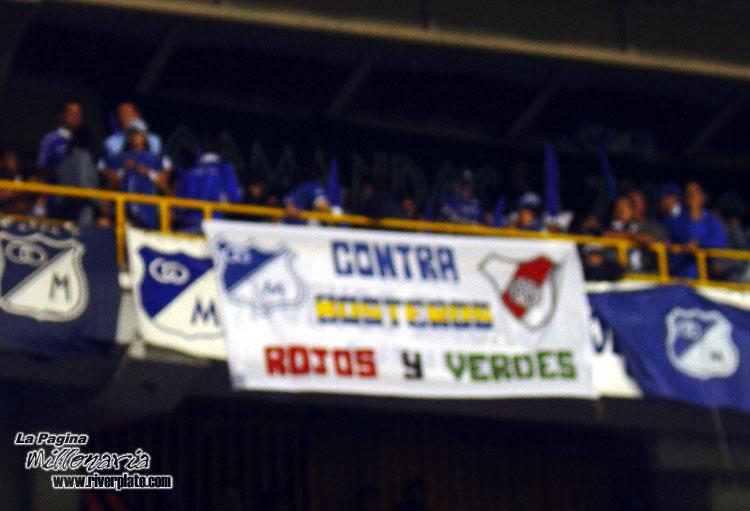 Millonarios vs River Plate 22