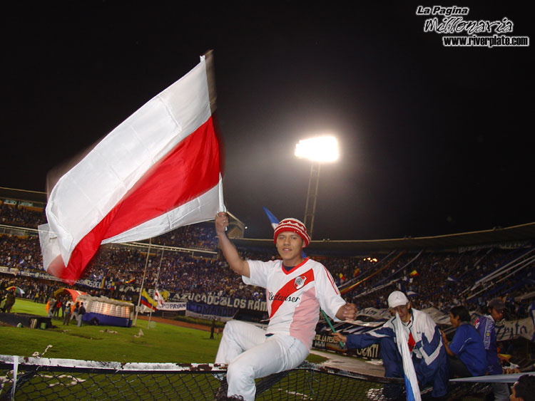 Millonarios vs River Plate 23
