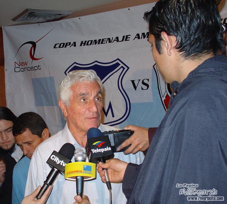 Millonarios vs River Plate 27