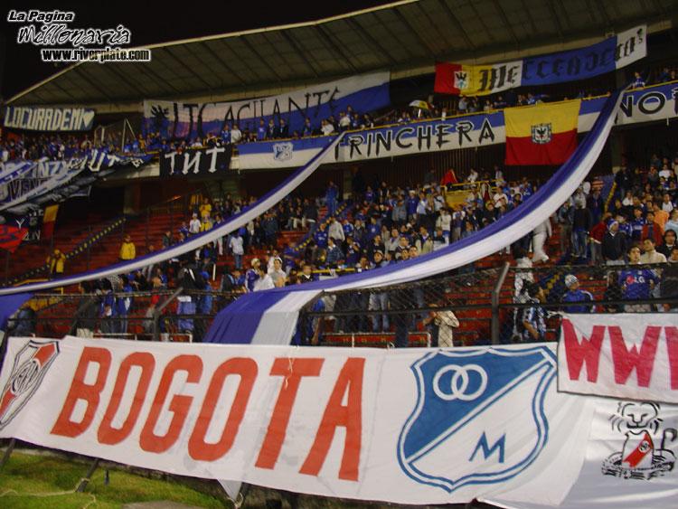 Millonarios vs River Plate 29