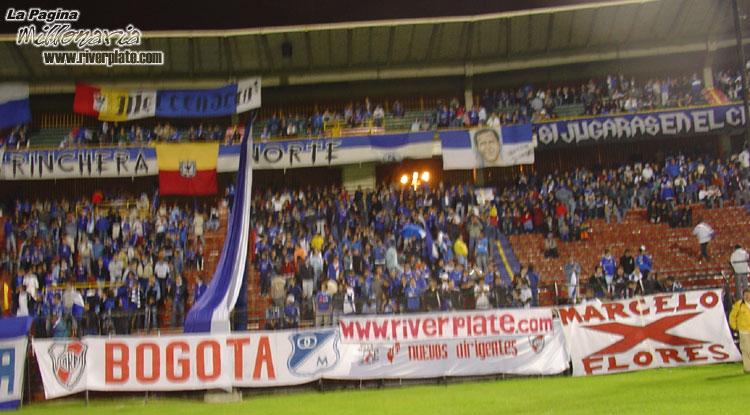 Millonarios vs River Plate 30
