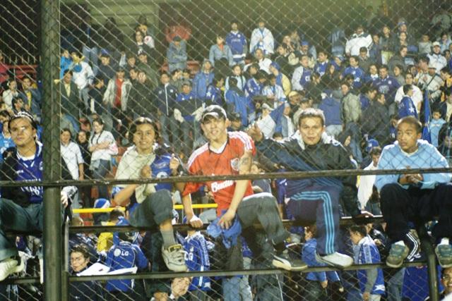 Millonarios vs River Plate 41