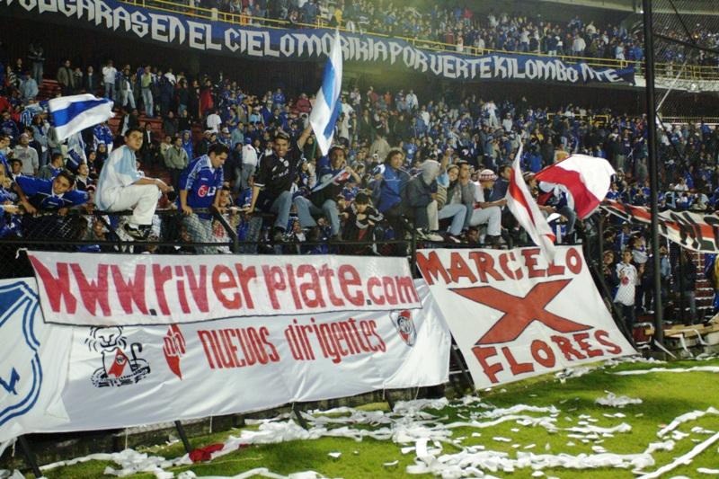 Millonarios vs River Plate 42