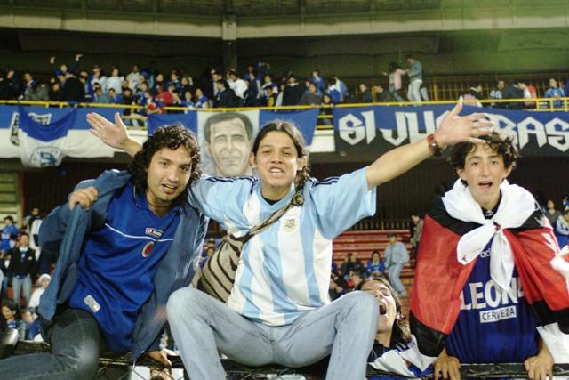 Millonarios vs River Plate 44