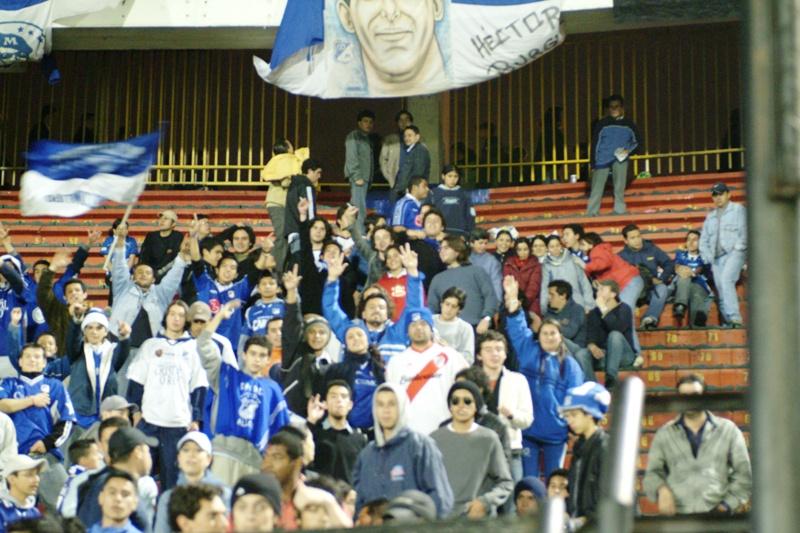 Millonarios vs River Plate 45