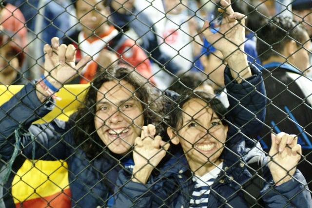 Millonarios vs River Plate 47