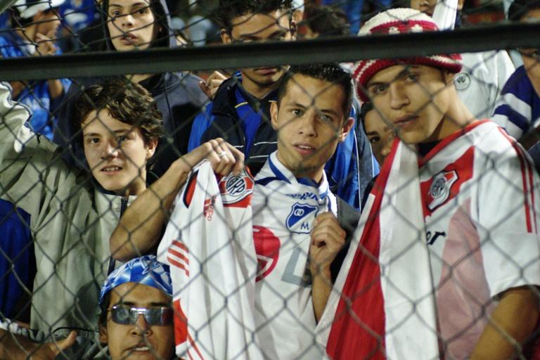 Millonarios vs River Plate 48